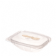 625g Hinged Salad Pack With Fork